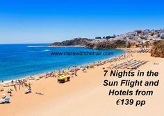 If you are looking for some sun but you are very tight budget wise, check out these amazing deals with 7 Nights in the Sun Flight and Hotels from pp Flight And Hotel, Hotels, Sun, Night, Beach, Amazing, Water, Travel, Outdoor