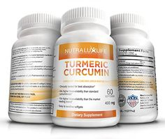 NutraLuxLife TURMERIC CURCUMIN supplements clinically tested 10x more absorption 60 softgels 400mg antiinflammatory turmeric root extract 95 sustained release water soluble tablets ** Be sure to check out this awesome product.
