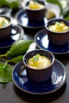 Un dejeuner de soleil: Crème pâtissière au citron et au limoncello