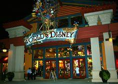 Downtown Disney Shopping - Disney Secrets