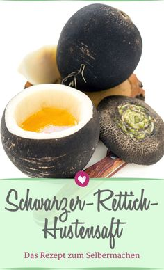 Black radish cough syrup: the do-it-yourself recipe. Informations About Schwarzer-Rettich-Hustensaft Toddler Cough Remedies, Homemade Cough Remedies, Cold And Cough Remedies, Home Remedy For Cough, Natural Sleep Remedies, Cold Home Remedies, Natural Cures, Natural Health, Severe Cough