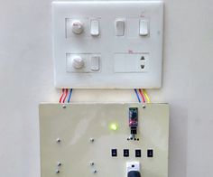 This project will guide to have 4 Channel Relays for 4 different AC loads which can be controlled via Smartphone using Bluetooth.This has the added features of:1. Saving power state when electricity interrupts.2. Can be controlled both from phone and local switches3. Fully software controlled (Unlike two-wiring between relays and power switches).