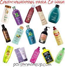 Resultado de imagem para produtos nacionais liberados para co wash 2015
