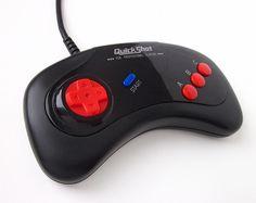 Quick Shot Controller Sega Genesis