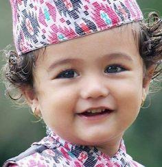 A Nepali kid