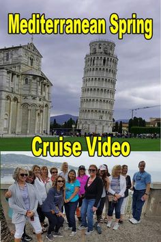 Mediterranean Spring Cruise video.