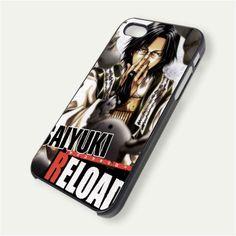 Saiyuki Reload Gunlock iPhone 5 Case Cover FREE SHIPPING