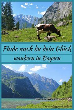 Wie ich auf meiner Wanderung durch die Bayrischen Alpen zu mir selbst gefunden habe.