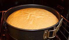Ez a legegyszerűbb piskóta recept, és még sütőpor sem kell hozzá! Pasta Recipes, Cooking Recipes, My Birthday Cake, Romanian Food, Pinterest Recipes, I Foods, Cornbread, Bakery, Deserts