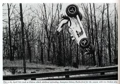 Vintage Sprint Car Crashes | Re: Amazing vintage crash photos