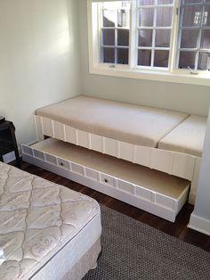 Window Seat Bed twin bed window seat | window bed | pinterest | window bed, twin