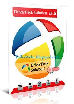 Driverpack Solution v15.8 Full « Talha Webz