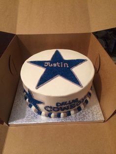 dallas cowboys themed wedding cake wedding cake topper dallas cowboys football themed w 13318