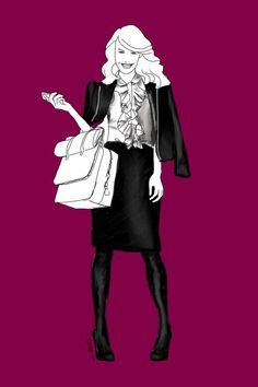 Eine dunkle, blickdichte Strumpfhose ist ein zeitloses Basic für jede Grundgarderobe. Sie ergänzt viele Looks für Büro, Freizeit und am Abend.