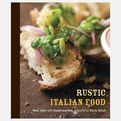 Rustic Italian Food, $23, now featured on Fab.