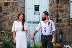 Alternative Wedding Photos – Chilli Barn, Otley – Daisy