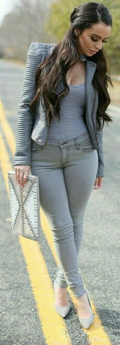 Perfect in grey