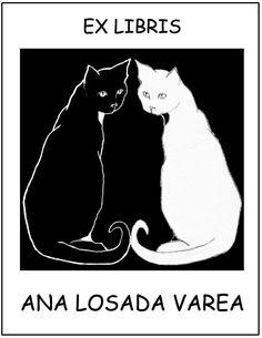 Ex libris by Líneke Zubieta
