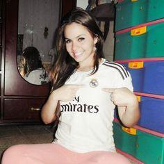 REAL MADRID GIRLS----Hala Real Madrid forever!