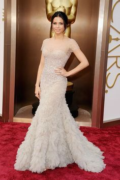10 Celebrity Inspired Wedding Gowns
