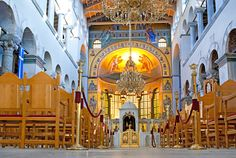 The Orthodox church has around 225 million believers and is Christianity's original church. Here is an overview of the history of the Greek Orthodox Church.