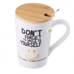 Kubek Smiling Your Smile, Mugs, Tableware, Kitchen, Dinnerware, Cooking, Tumblers, Tablewares, Kitchens