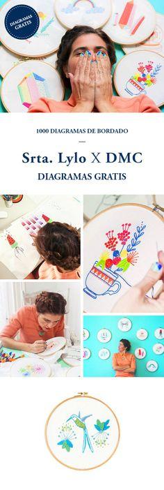 DIAGRAMAS GRATIS: SRTA LYLO X DMC