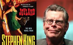 Joyland will be available only in print format....which is strange for SK who is long thought to be the king of the electronic media