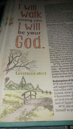 Leviticus 26:12