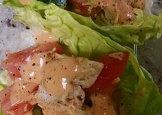 Grilled Chicken Lettuce Wraps Recipe -  Very Delicious. You must try this recipe!