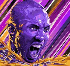 Kobe Bryant#artwork
