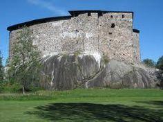 Raseborg Castle in Tammisaari. Great place to visit near Helsinki, Finland.