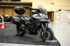2013 Ducati Multistrada 1200 S Granturismo Pictures - International Motorcycle Show