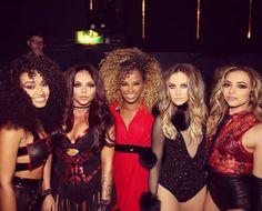 Little Mix & Fleur East