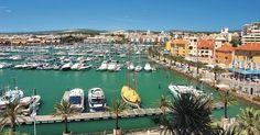 Vilamoura no Algarve #viagem #lisboa #portugal