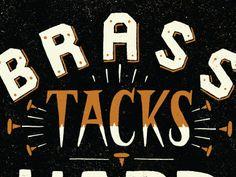 Mary Kate McDevitt - Brass Tacks