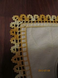 Lavores: crochet