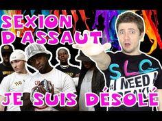 Sexion DAssaut je suis désolé - SLG - http://dailypodcasts.fr/videos-2/sexion-dassaut-je-suis-desole-slg/
