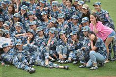 Huấn luyện quân sự là môn học giáo dục quốc phòng bắt buộc đối với sinh viên Trung Quốc.