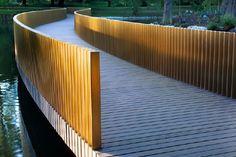 Footbridge in Kew Gardens, London - Google zoeken