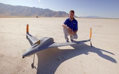 A team of engineers just unveiled the world's largest and fastest 3D-printed drone at the Dubai Airshow, revealing a UAV that flies at a blistering 150 mph.
