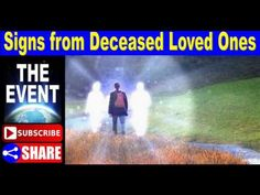 Signs from Deceased Loved Ones - YouTube