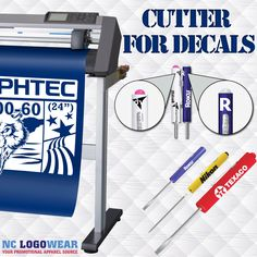 is excited to announce their New Printer Cutter for Decals that surely fits the Christmas season. Nc Logo, Nikon, Personalized Wall Decals, Car Window Decals, Web Development, Printer, Birthday, Party, Christmas