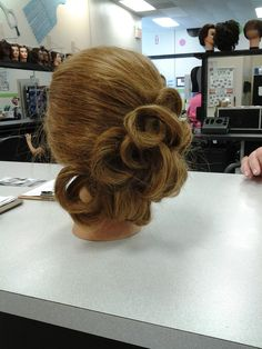 Inspiration by Unity Cosmetology College.  @bloomdotcom