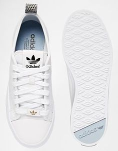 on sale e77df 644f4 Enlarge Adidas Originals Honey 2.0 White Sneakers  httpfeedproxy.google.com