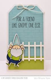 Image result for you gnome me mft stamps