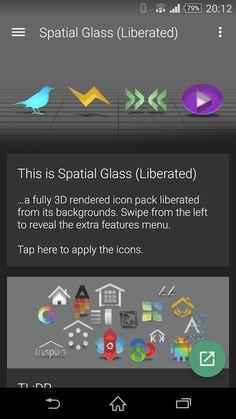 Spatial Glass (Liberated) – Screenshot
