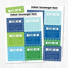 Scavenger Hunt Template, Scavenger Hunt Riddles, Scavenger Hunt For Kids, Treasure Hunt For Kids, Treasure Hunt Clues, Chore Cards, Reward Chart Kids, Things To Do At Home, Fun Things
