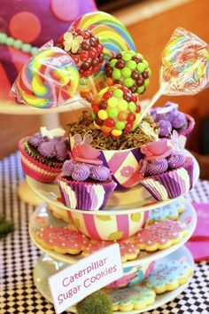 alice in wonderland party food ideas - Google Search