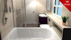 Book your 3D design today at https://cambridgeshirebathrooms.co.uk/product/3d-design-service